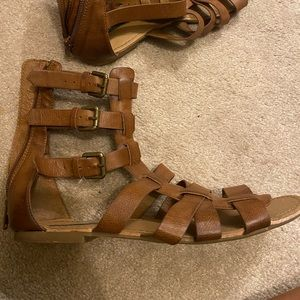 Forever 21 Ankle Sandals